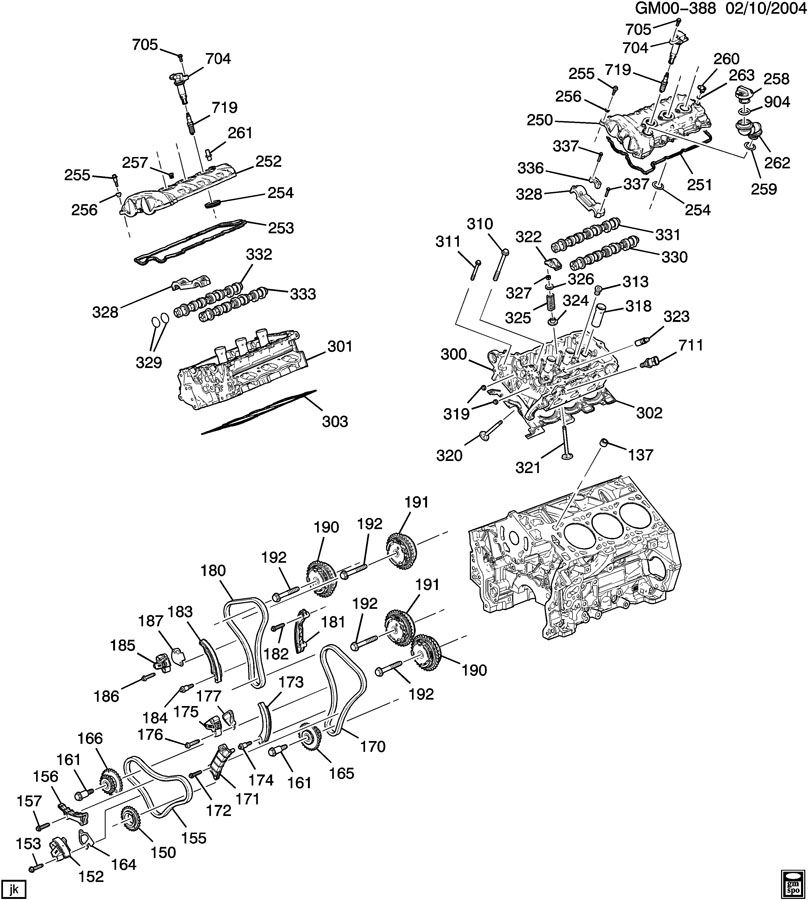 3 6l Cadillac Cts Engine Diagram, 3, Free Engine Image For