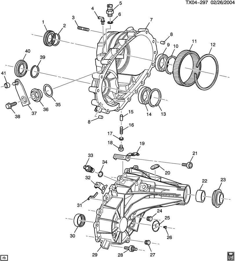 Np 242 Transfer Case Diagram, Np, Free Engine Image For