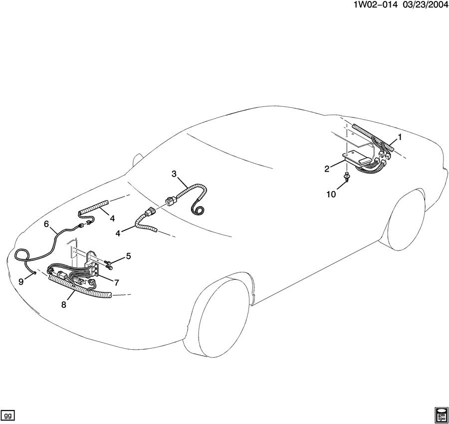 WIRING/AUXILIARY LAMPS