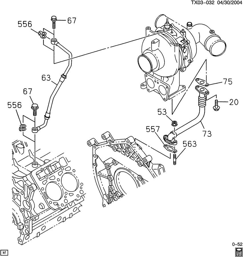 duramax lb7 engine diagram