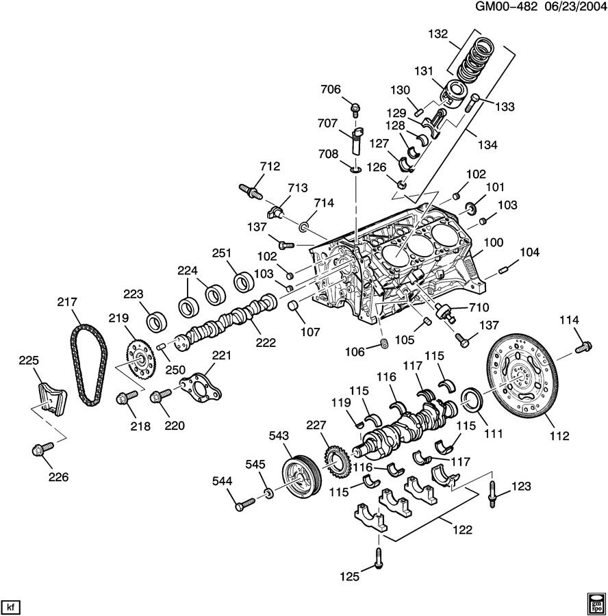 2002 Suburban Front Suspension Parts Diagram
