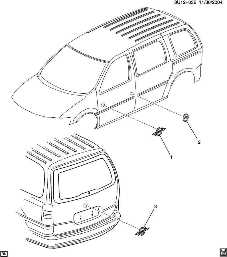 Service manual [Changeing Gear Shift Assembly 2002