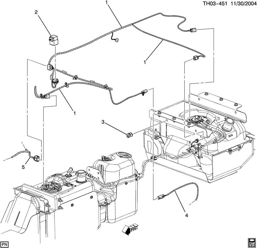 Dual Fuel Tanks Wiring Kit Dual Battery Wiring Wiring