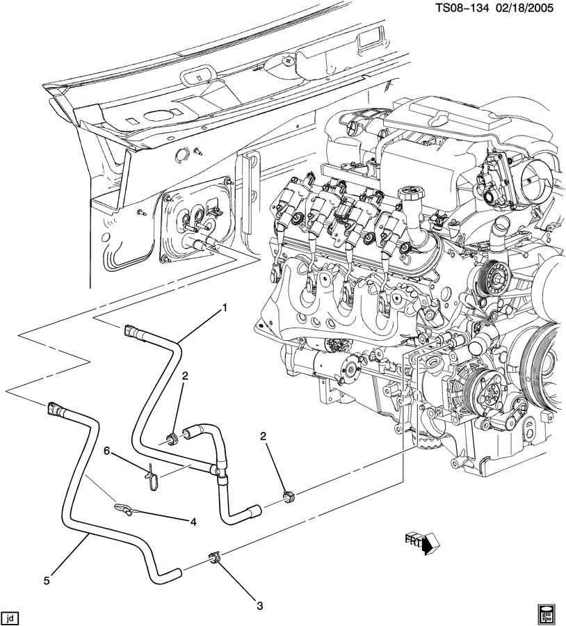 Service manual [2003 Gmc Envoy Transmission Diagram For A