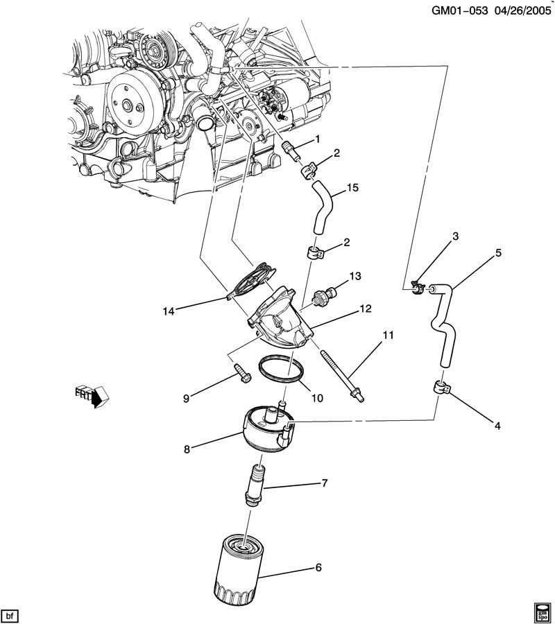 135 hp mercury outboard motor diagram