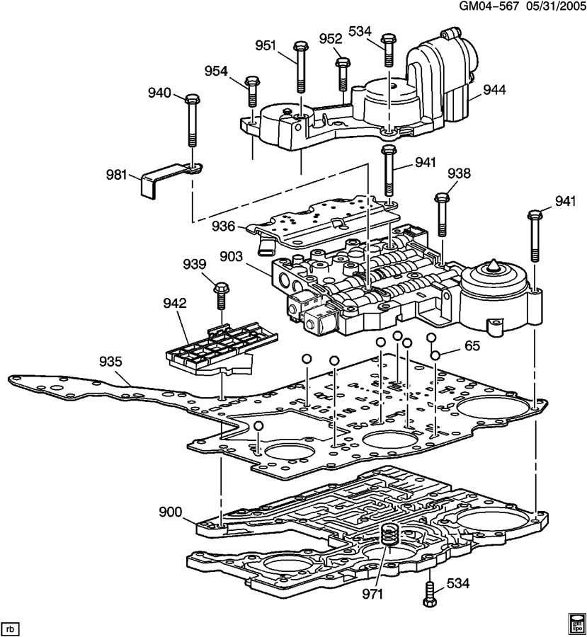 Allison Automatic Transmission Sensor Diagram, Allison