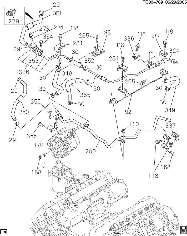 Gmc Sel Fuel Line Diagram, Gmc, Free Engine Image For User