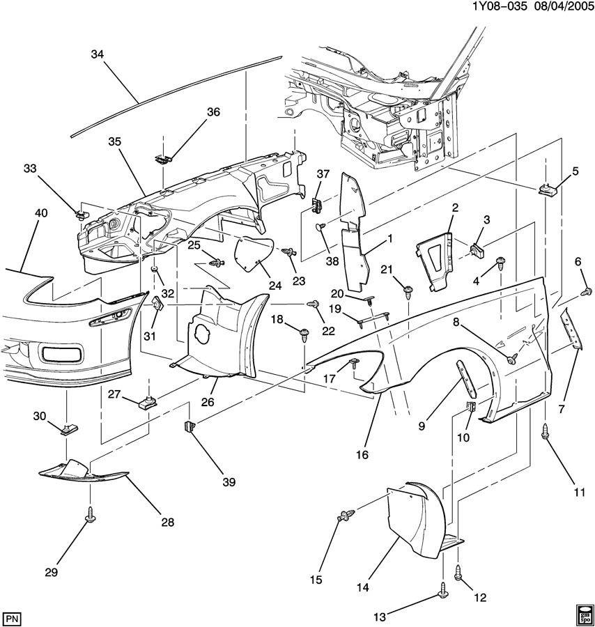 Chevrolet Z06 Parts Diagram Online. Chevrolet. Auto Wiring