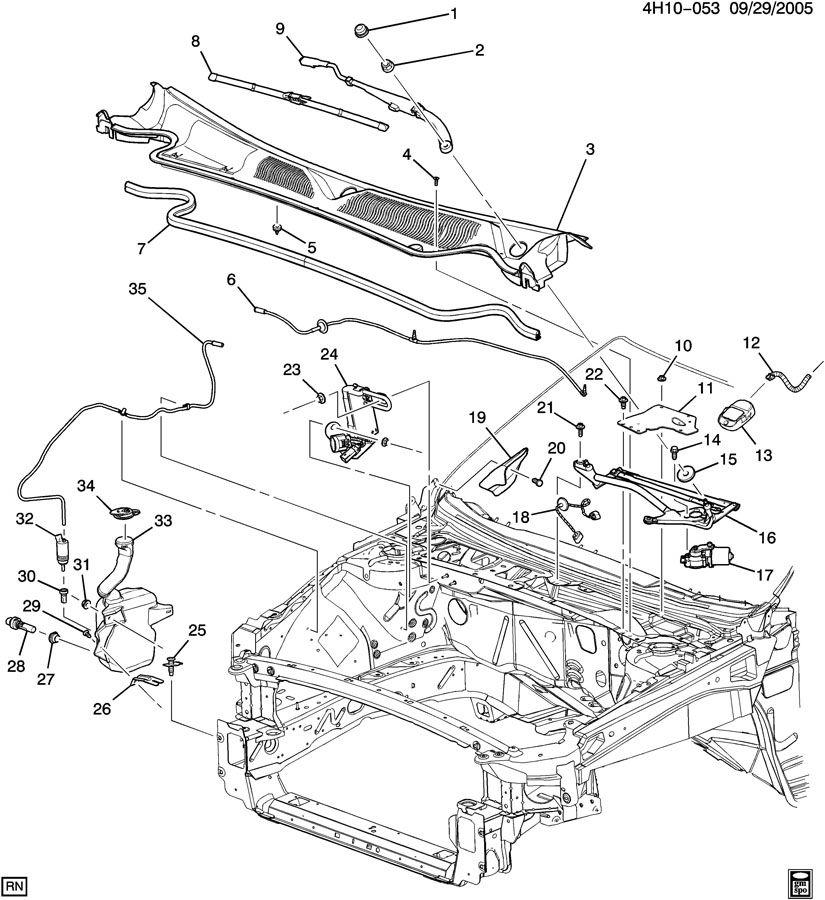 Buick Lacrosse Parts Diagram Arm Stability. Buick. Auto
