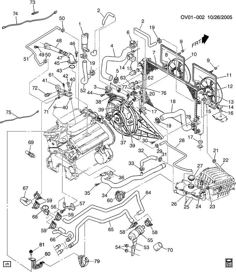 Cadillac Catera Water Pump Replacement, Cadillac, Free