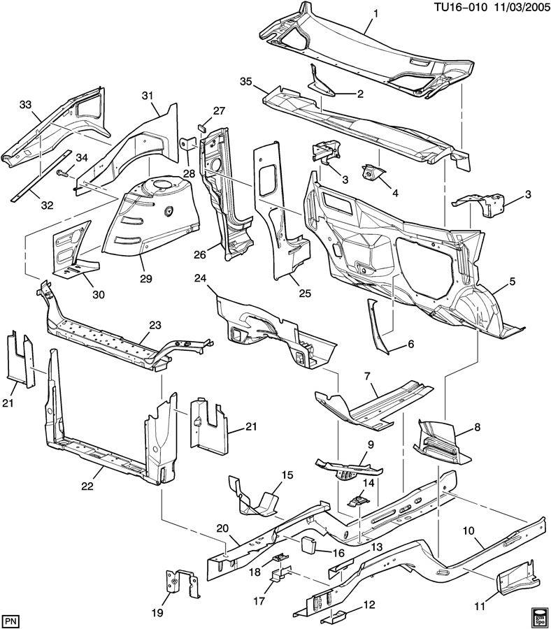 2005 Buick Terraza Fuse Box Diagram. Buick. Auto Fuse Box