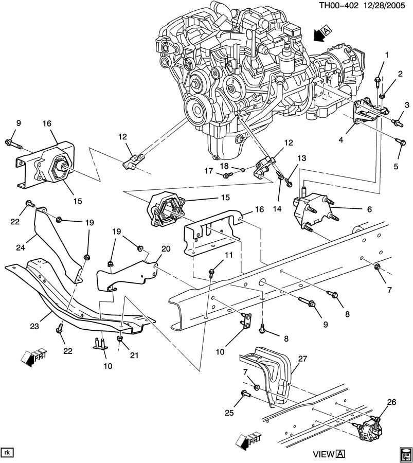 2003 Duramax Engine Diagram Pictures to Pin on Pinterest