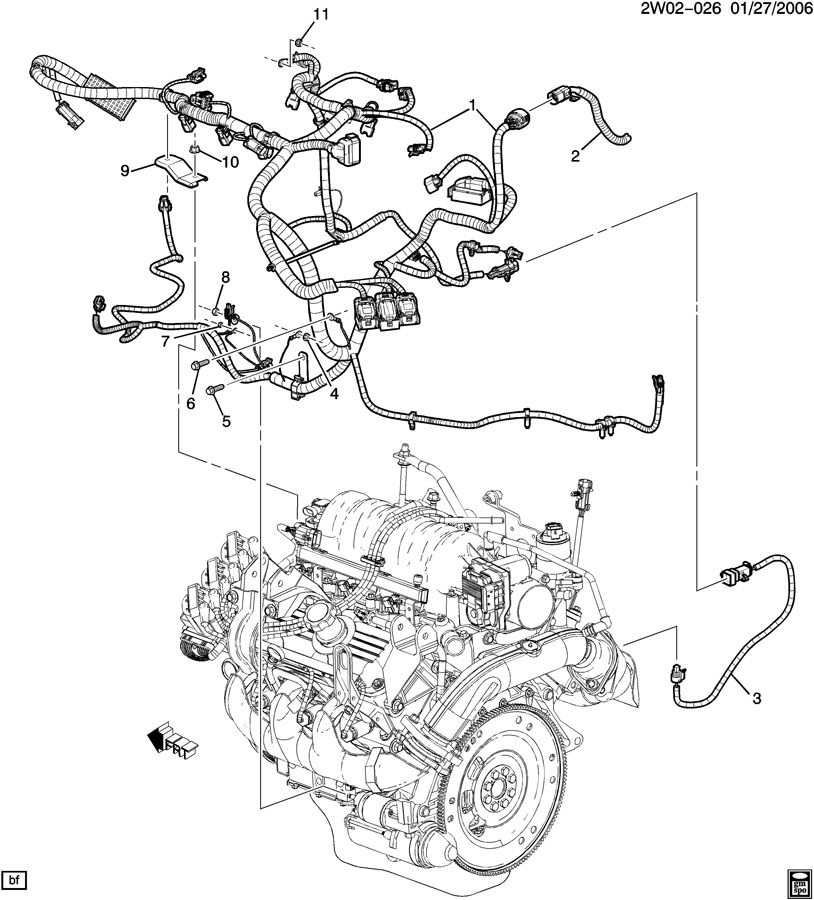 Engine Asm Fits Gmc, Engine, Free Engine Image For User