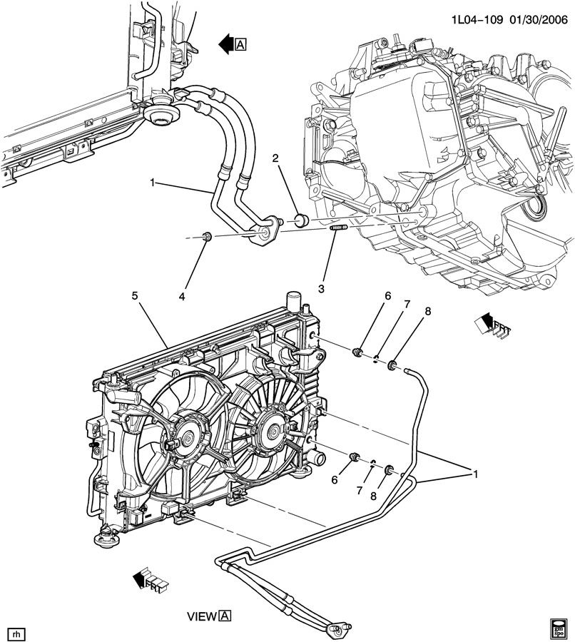 04 Chrysler Sebring Thermostat Location, 04, Free Engine