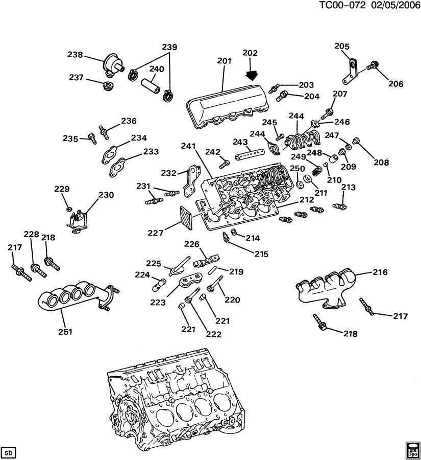 Gm Lh6 Engine, Gm, Free Engine Image For User Manual Download