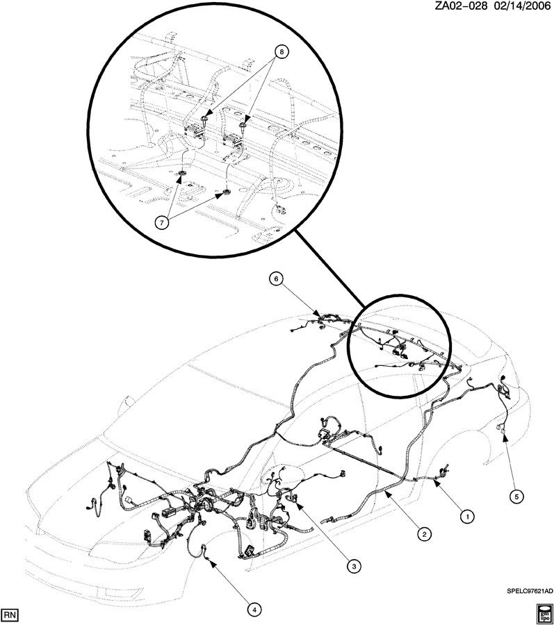 Saturn Speakers Wiring Diagram