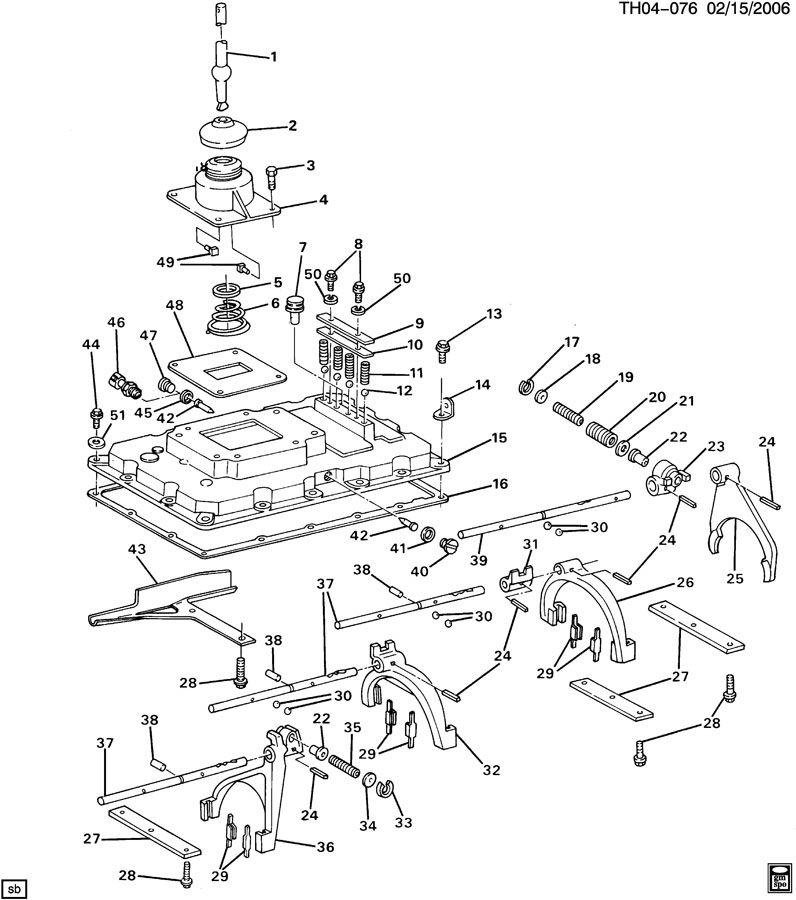 Eaton fuller transmission parts diagram