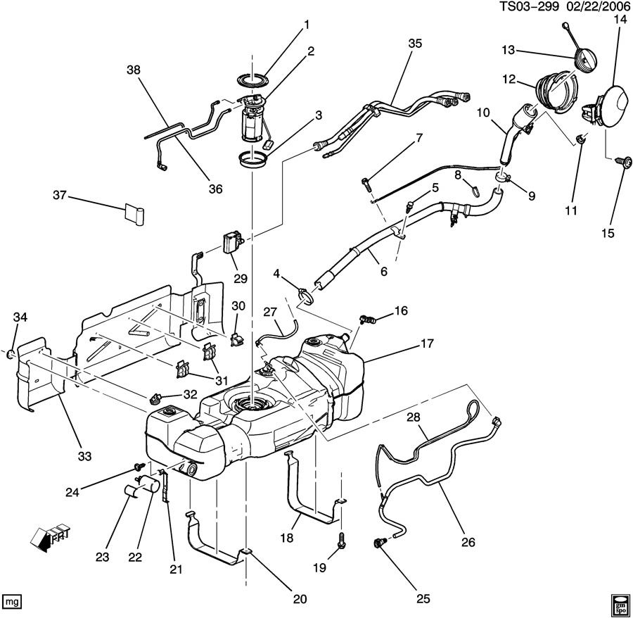 hight resolution of 2004 gmc envoy parts diagram auto parts diagrams