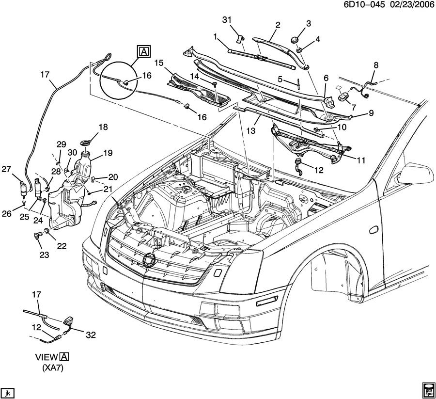 Service manual [Remove Windshield From A 2006 Cadillac Sts