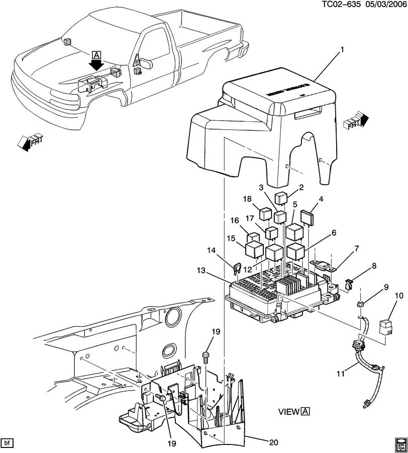 2008 6 6l Duramax Engine Diagram