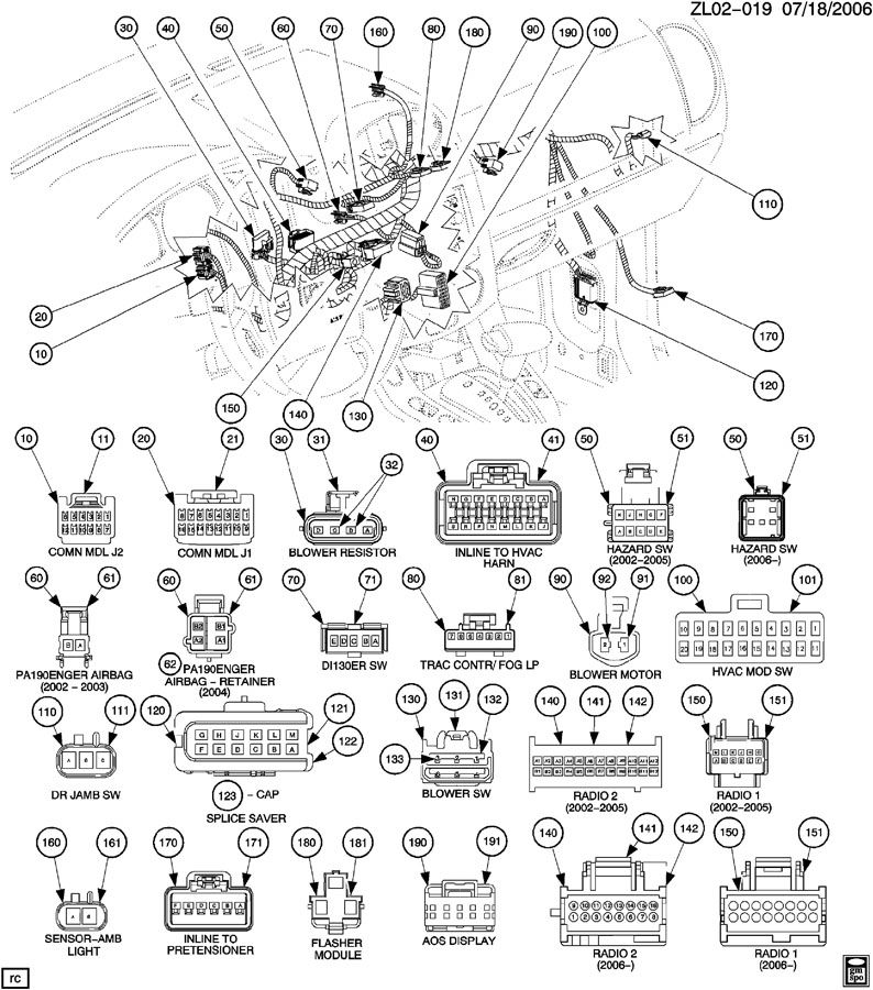 Wiring Diagram PDF: 2002 Saturn Vue Wiring Diagram
