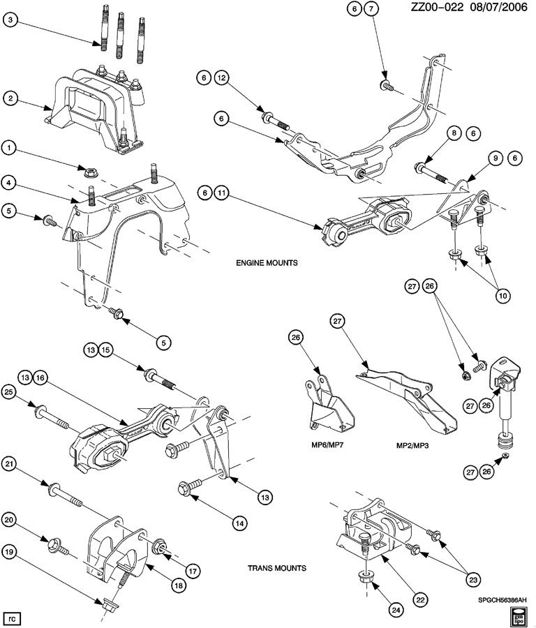 2006 saturn vue parts diagram richmond hot water heater wiring need advice on top engine mount - saturnfans.com forums