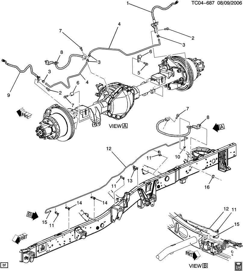 Gmc Canyon Transmission Diagram, Gmc, Free Engine Image