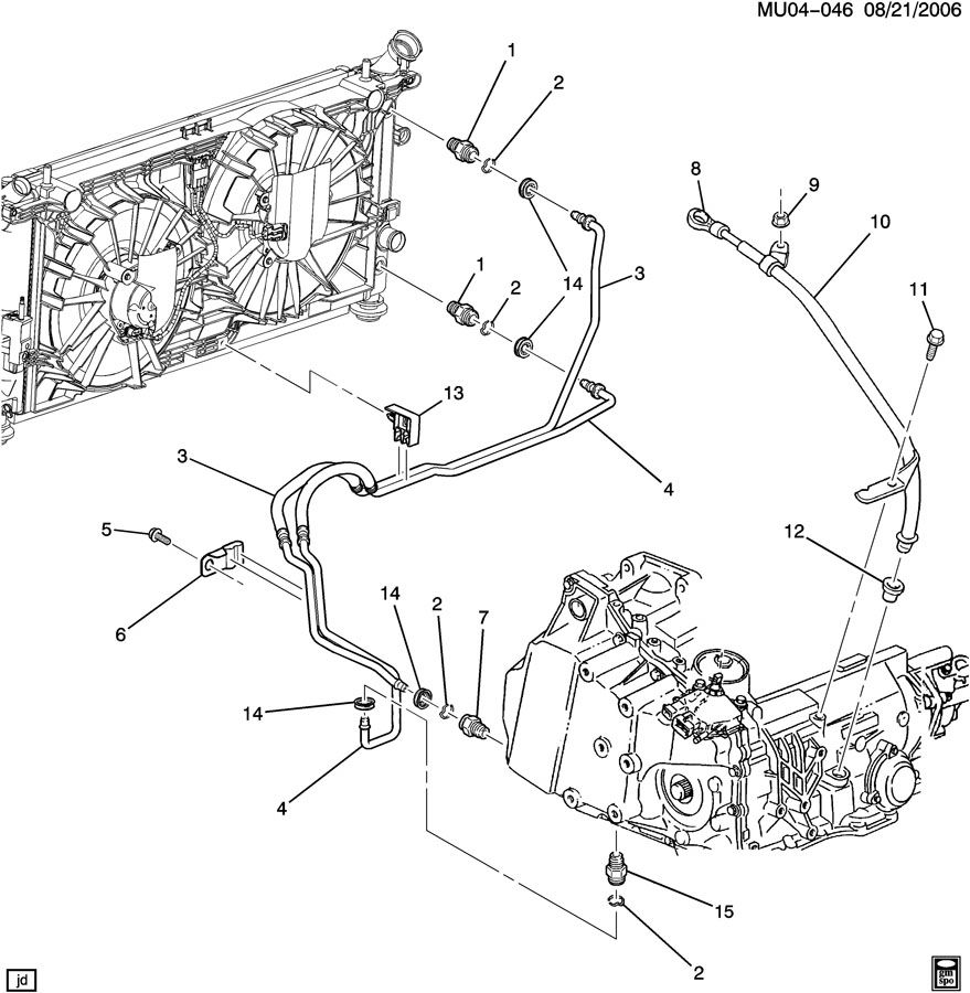 2000 Oldsmobile Silhouette Engine Diagram 2003 Chevrolet