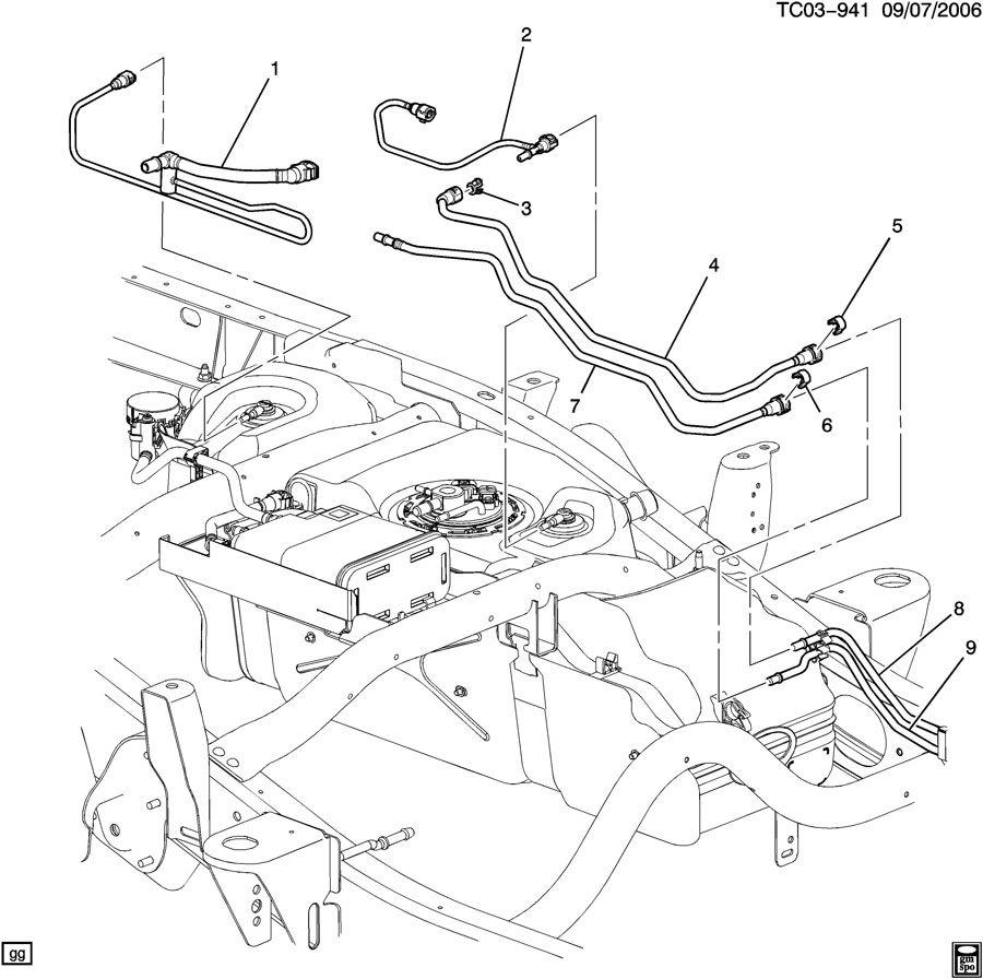 Gm Nylon Fuel Line, Gm, Free Engine Image For User Manual