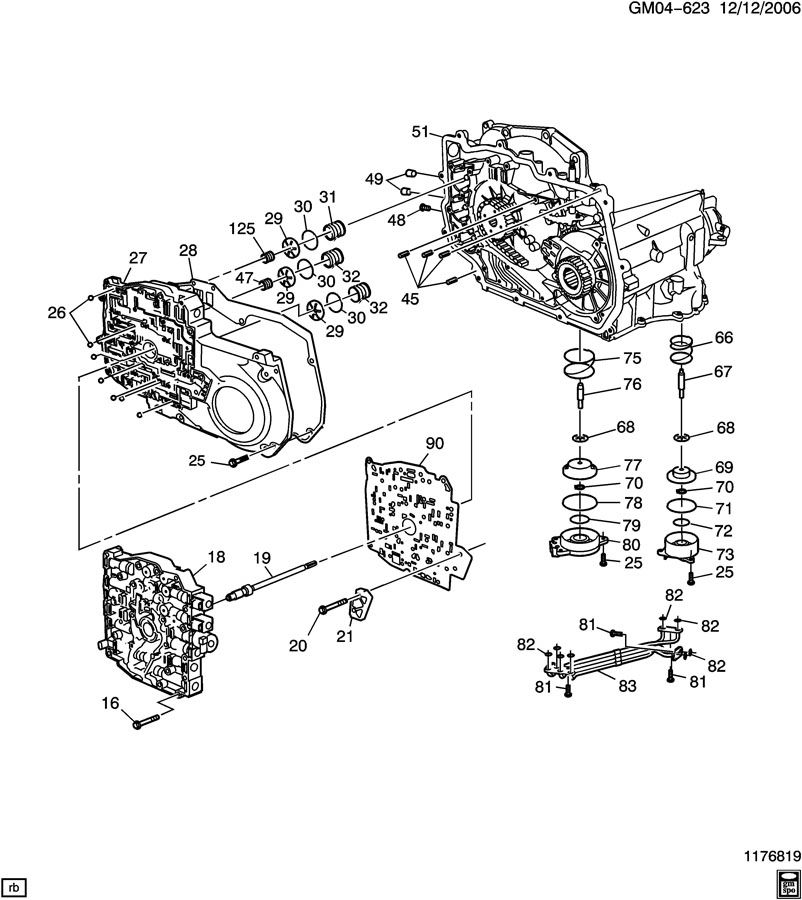 Service manual [6t70 Valve Body Related Keywords