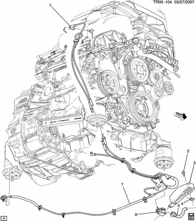 Enclave Engine Diagram Solstice Engine Diagram ~ Elsavadorla