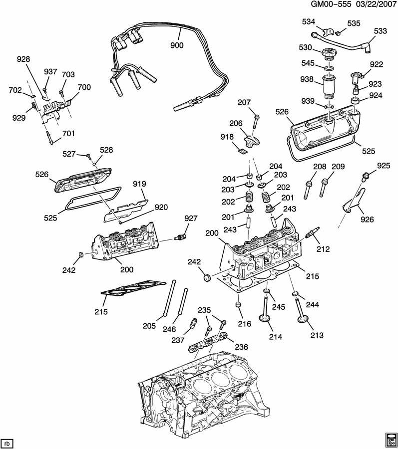 2000 Pontiac Montana Spark Plug Wiring Diagram Pontiac