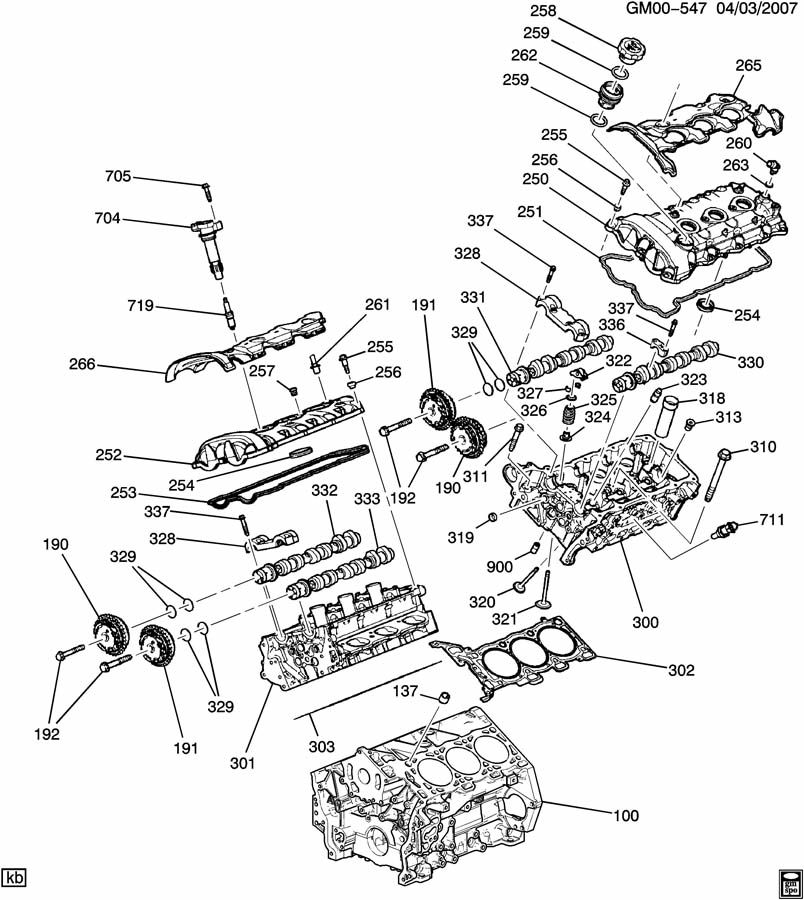 Gm 3 6l Vvt Engine Problems, Gm, Free Engine Image For