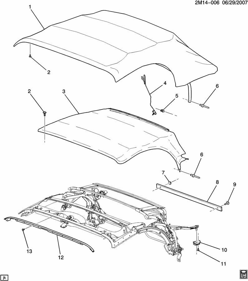 pontiac torrent 2007 fuse box diagram