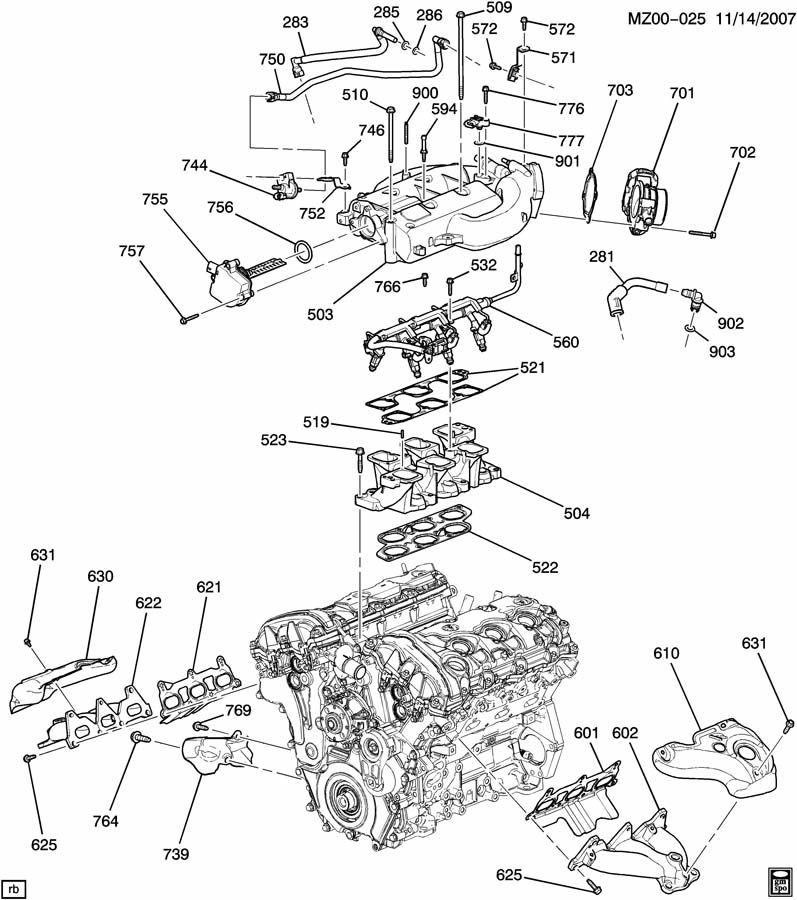 Gm Ly7 Engine Diagram. Diagram. Auto Wiring Diagram