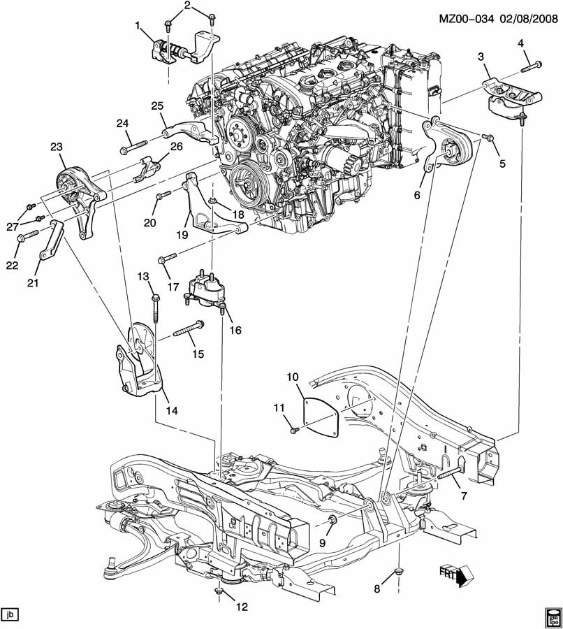 Chevrolet Diagrams : 2006 Chevrolet Cobalt Ls Wiring