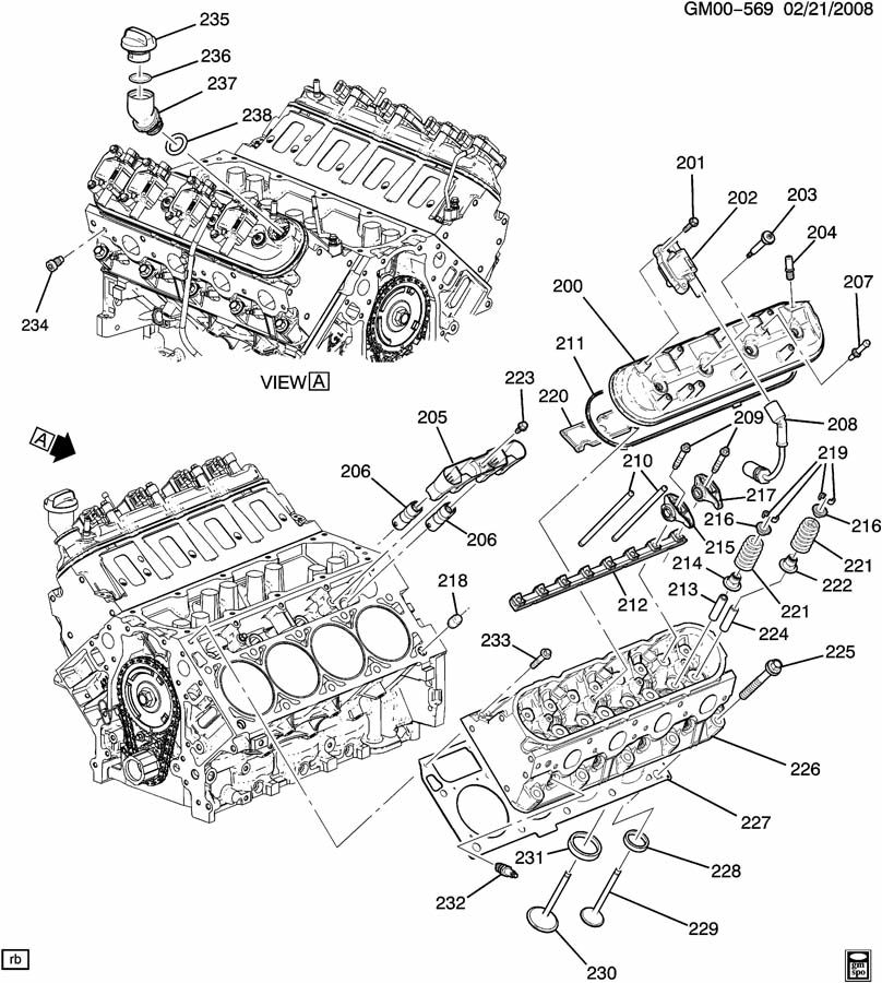 Chevrolet L99 Engine Diagram 2006 Cobalt Engine Diagram
