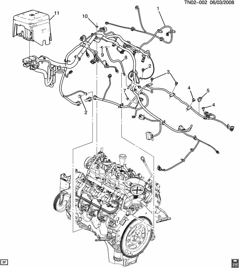 Wiring Diagram PDF: 2002 Lincoln Ls Engine Wiring Harness