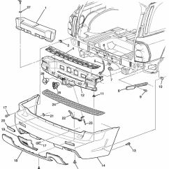 2000 Chevy Trailblazer Stereo Wiring Diagram 2008 Chrysler Sebring Diagrams Envoy Radio | Get Free Image About