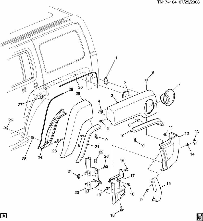 06 Hummer H2 Fuse Box. Hummer. Auto Fuse Box Diagram