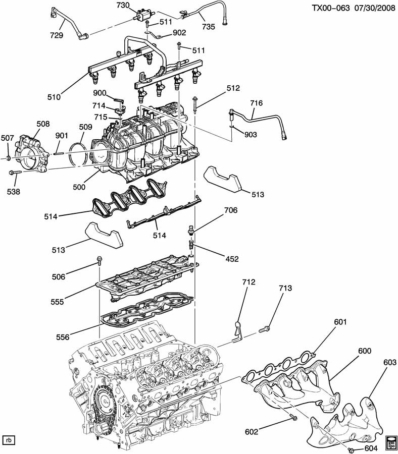 M30 Engine Diagram