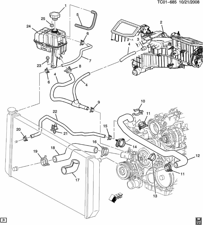 2 3l Ho Gm Engine • Wiring And Engine Diagram