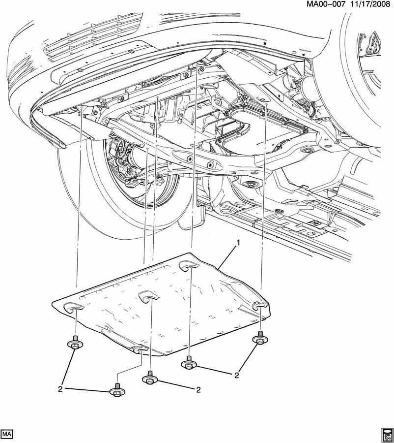 SHIELD/ENGINE SPLASH