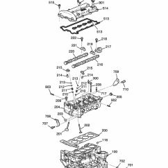 2002 Chevy Cavalier Exhaust System Diagram 1979 Kawasaki Kz1000 Wiring Gm 2 2l L4 Engine, Gm, Free Engine Image For User Manual Download