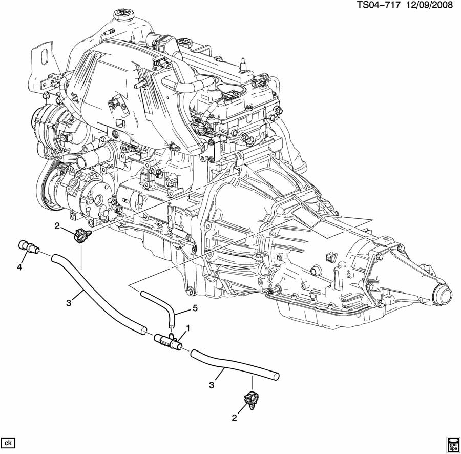 Gm L4 Engine, Gm, Free Engine Image For User Manual Download