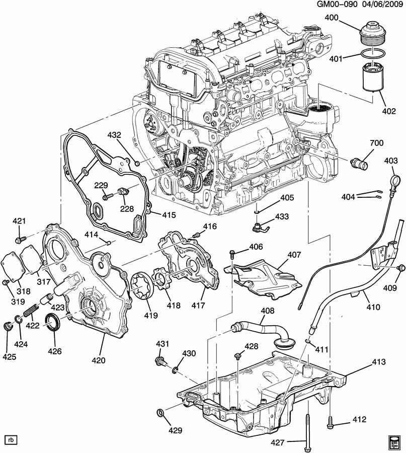 Cadillac Cts Oil Pan Location, Cadillac, Free Engine Image