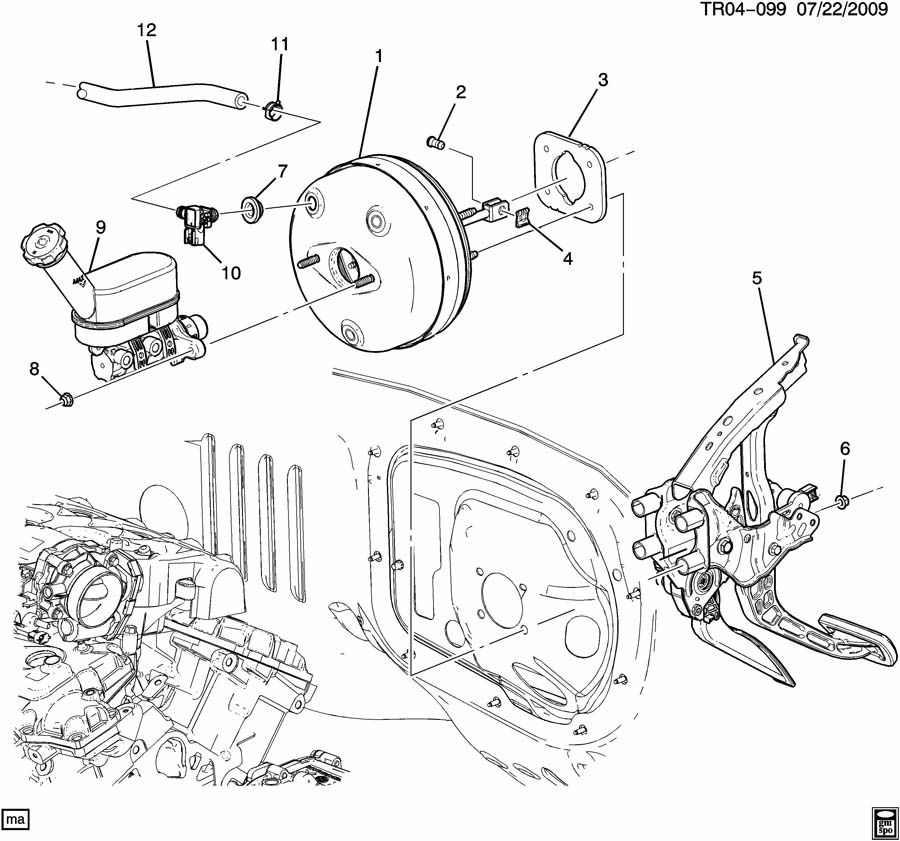 Service manual [Installation Of 2010 Gmc Acadia Brakes