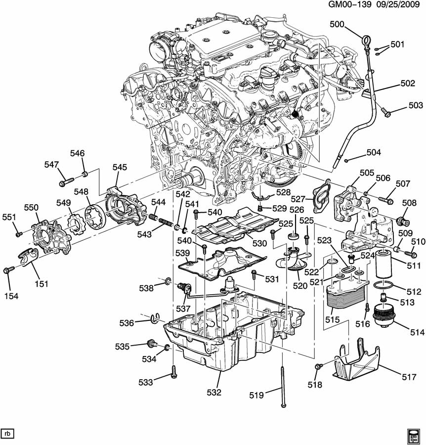 Saturn Sl2 Radiator Parts Diagram, Saturn, Free Engine