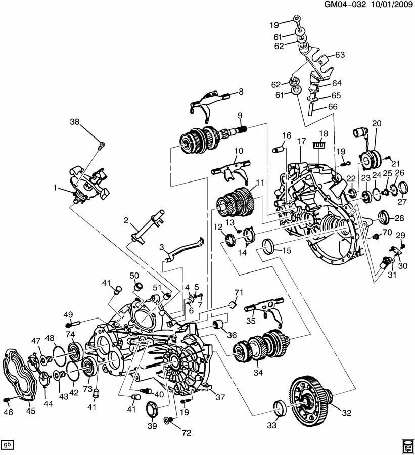 Chevrolet Hhr 2 2l Engine, Chevrolet, Free Engine Image