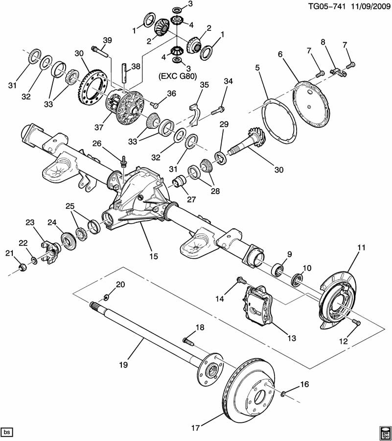 2004 Chevy 2500hd Front Differential Diagram Html